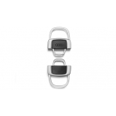 Брелок Audi Metal key ring divisible 3181400400