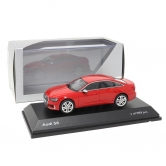 Масштабная модель Audi S6 Limited, Tango Red, Scale 1:43 5011816131