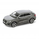 Масштабная модель Audi Q3 Sportback, Chronos Grey, Scale 1:43, 5011903632
